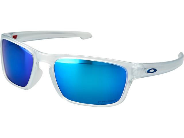Oakley Sliver Stealth Brillenglas, matte clear/prizm sapphire
